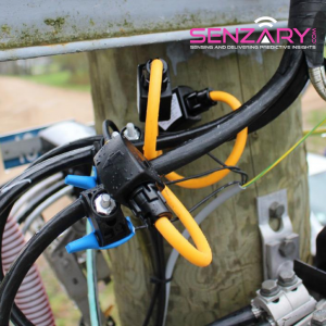 1Rogowsky coils set 25cm, 3 pieces up to 2000A